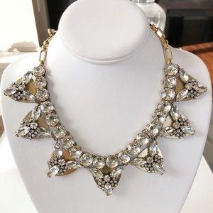 ✨JCrew Rhinestone Necklace ✨